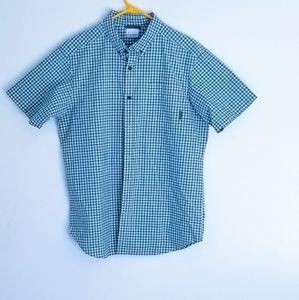 Columbia short sleeve women's shirt